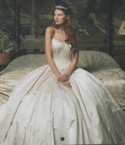 Fairy-tale Wedding Dresses. Mobile Image