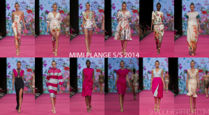 Mimi Plange S/S 14 Collection