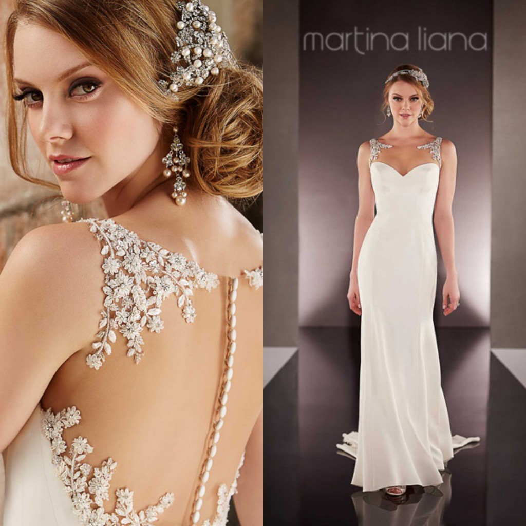 Just Arrived: Martina Liana New Collection. Desktop Image
