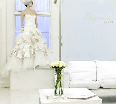 About Eleganza Sposa. Mobile Image