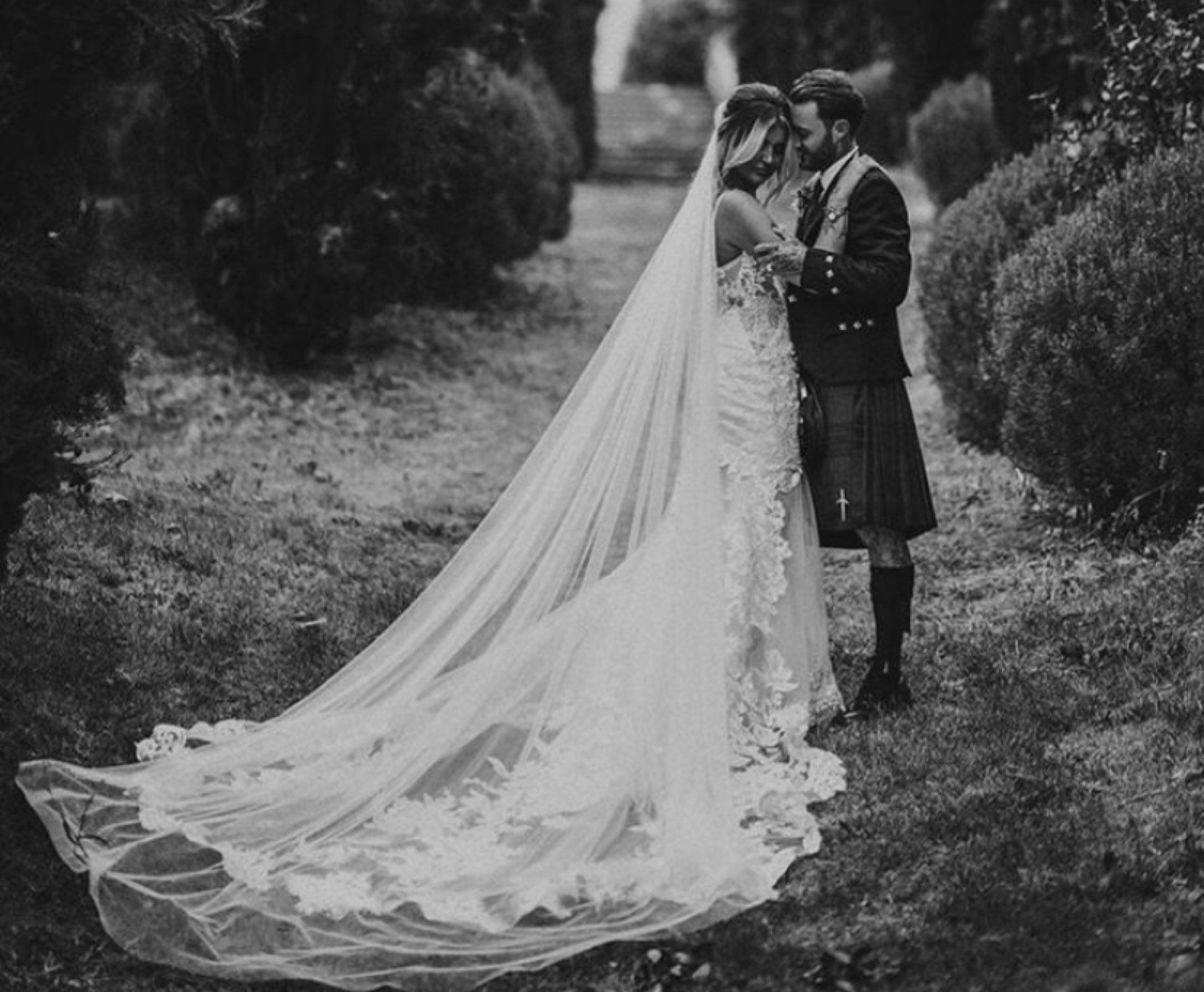 Photo of Eleganza Sposa Real Bride in Glasgow, UK